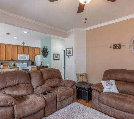 5 Mulberry Court - Living Room