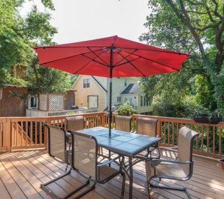 5 Mulberry Court - Backyard Patio
