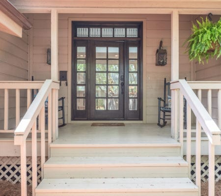23 Isle of Pines Drive - Front Entrance