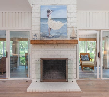 23 Isle of Pines Drive - Fireplace