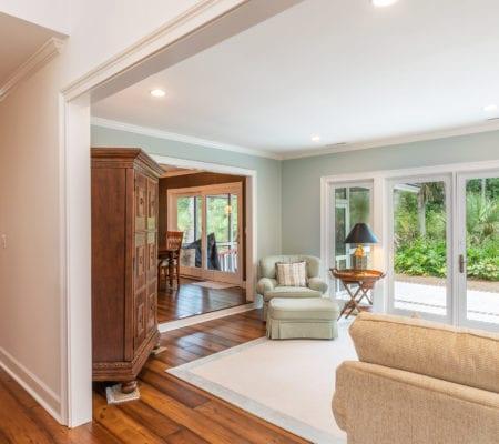 76 Baynard Cove Road - Living Room
