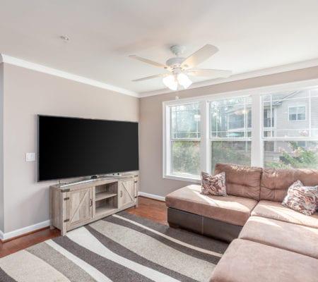 80 Paddle Boat Lane #904 - Living Room