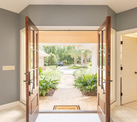 5 Sawtooth Court - Front Entrance