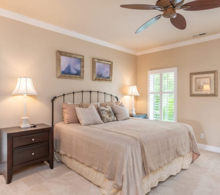 38 Gull Point Road - Second Bedroom