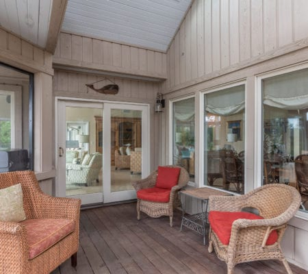 38 Gull Point Road - Patio