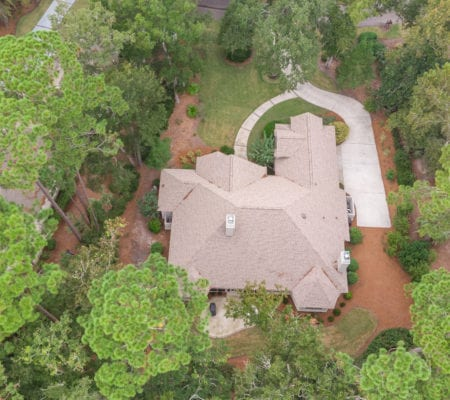 8 Retreat Lane - Overhead View
