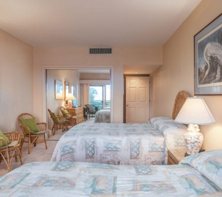 1866 Beachside Tennis Villas - Bedroom