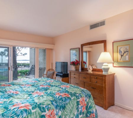 1866 Beachside Tennis Villas - Master Bedroom