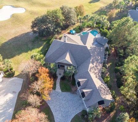 7 Seabrook Landing Drive - Overhead View
