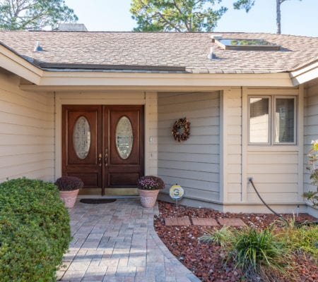 20 Savannah Trail - Entrance