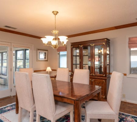 20 Savannah Trail - Dining Room