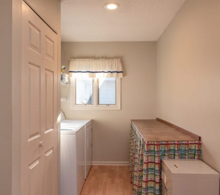 20 Savannah Trail -Laundry Room