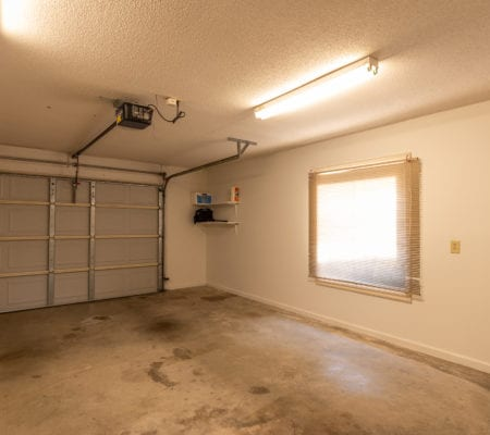 20 Savannah Trail - Garage Interior