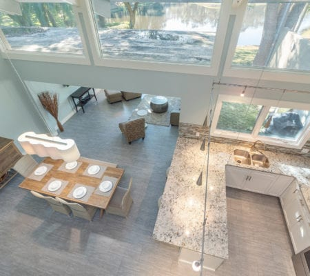 78 Fairway Lane Villas - Lower Floor View