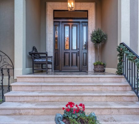 7 Seabrook Landing Drive - Front Porch