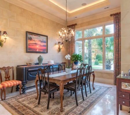 7 Seabrook Landing Drive - Dining Room