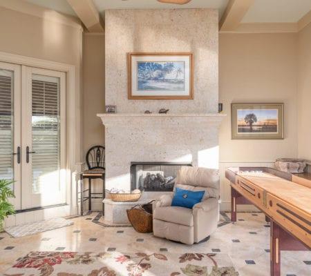 7 Seabrook Landing Drive - Living Room