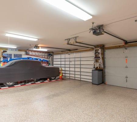 7 Seabrook Landing Drive - Garage Interior